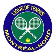 Ligue de tennis Montréal Nord